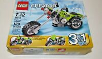 LEGO Creator Set 31018 Highway Cruiser Complete Retired