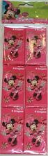 Disney MINNIE MOUSE ~ (6) 4ct Crayons ~ Birthday Party Supplies Favors