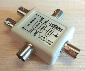 4 Way HF Splitter Antenna Filtered 1.8 - 54 MHz 4 Receiver in 1 Antenna SDR RTL