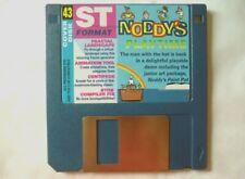 62029 Disk 43 ST Format - Noddy's Playtime - Atari ST ()