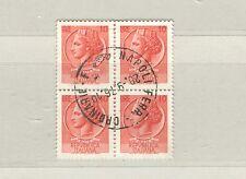 B8935 - ITALIA 1968 - SIRACUSANA  QUARTINA N. 1070 - MAZZETTA DA 20 - VEDI FOTO