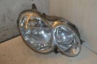 Mercedes CLK Headlight Right Side W209 Driver O/S Non Xenon Head Light 2008