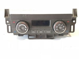 2007 - 2011 Buick Lucerne A/C Heater Climate Control Unit P/N: 15892086 OEM !