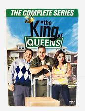King of Queens - The Complete Series (DVD, 2011, 27-Disc Set) All 9 Seasons+