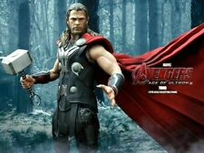 Hot Toys Marvel MMS 306 Thor Avengers Age of Ultron Movie Masterpiece 1:6 Figure