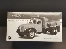"HTF First Gear KB-10 IH Dump Truck,""Bonanza Concrete"",Van Nuys,CA,1:34"