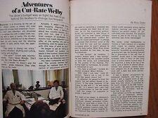 May 20, 1972 TV Guide(SAM  GROOM/DR. SIMON  LOCKE/BRENDA  VACCARO/GARY  COLLINS)