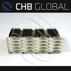 10 x NVS300 PNY VCNVS300X16 512MB PCI-E Graphics Card NVS DDR3 Nvidia 632486-001