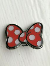 DISNEY MINNIE MOUSE BOW PIN