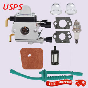 Carburetor for STIHL FS55 FS55R KM55 FS55RC Gas 2cycle Trimmer Weed Eater Carb