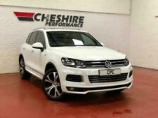 Volkswagen Touareg White Cars