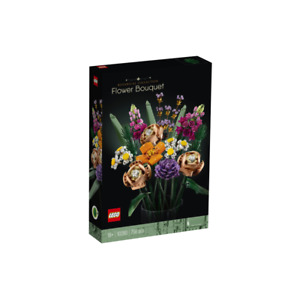 DAL 20 MARZO LEGO 10280 CREATOR EXPERT BOUQUET DI FIORI2021