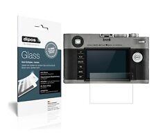 Schutzfolie für Leica M-E (Typ) 240 Anti-Shock matt Displayschutz Displayfolie