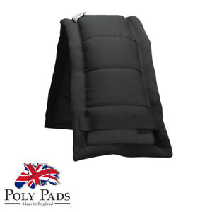 GENUINE PolyPad Dressage Driving Roller Pad Pony Horse Cob Size Competition Size