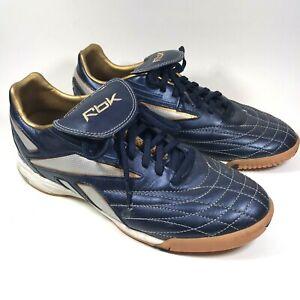 Indoor Soccer Reebok RBK Shoes Men US Size 8 Retro RB 711 HSV 19-182413