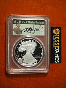 2019 W PROOF SILVER EAGLE PCGS PR70 CLEVELAND FIRST STRIKE MINUTEMAN LABEL