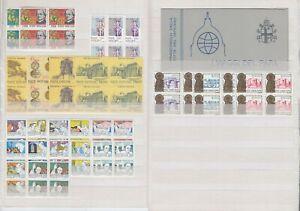 Vatikan Jahrgang 1984, komplette postfrische 4er Block Sammlung inkl. MH **