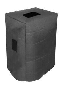 AudioKinesis Thunderchild 1x15 Speaker - Black, Tuki Padded Cover (audk002p)