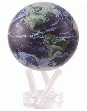 """Mova Globe 4.5"""" STE-C Satellite View Earth self rotating globe"""