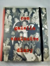 Ron Galella : Exclusive Diary (2005, Hardcover), Signed