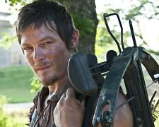 Daryl Dixon The Walking Dead Close Up 10x8 Photo