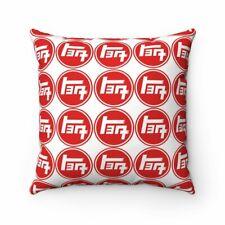 TEQ Toyota Spun Polyester Square Pillow by Reefmonkey