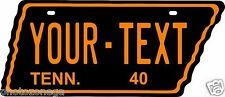 Tennessee 1940 Tag Custom Personalize Novelty Vehicle Car Auto License Plate
