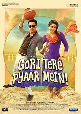 GORI TERE PYAAR MEIN (2013) IMRAN KHAN, KAREENA KAPOOR - BOLLYWOOD DVD