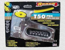 BRAND NEW HEAVY-DUTY ARROW T50~PROFESSIONAL STAPLE GUN NAIL~MADE IN USA