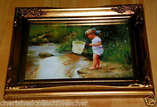 Donald Zolan Lithograph Crystal's Creek Limited Edition 2nd issue