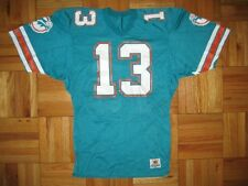 Authentic 80s Sand-Knit  Dolphins Dan Marino jersey 40 PRO-Line Vintage