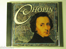 The Masterpiece Collection: Chopin CD 1997 Fantasy Polonaise Nocturne Mazurka