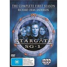 STARGATE SG-1 First Season-Richard Dean Anderson-Region 4-New Sealed-5 Discs