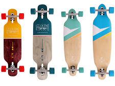 RAM Longboard Skateboard Abec 7 Board Komplettboard Pennyboard Holzboard Cruiser