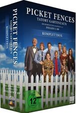 Picket Fences - Tatort Gartenzaun - Komplettbox: Staffeln 1-4 (ähnl. Twin Peaks)