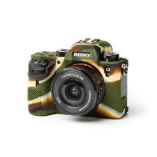 easyCover Sony PRO A9 / A7R 3 / A7 3  Camera Protective Case CAMO Silicone