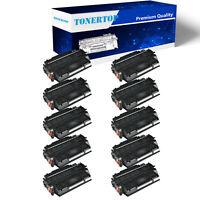10 PK CF280X 80X High Yield Black Toner Cartridge For HP LaserJet Pro 400 M401d