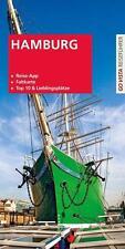 HAMBURG Reiseführer Stadtplan Stadtführer 2014 mit großem FALTPLAN + APP AKTUELL