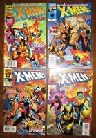 X-Men Liberators Miniseries 1 2 3 4 Wolverine Colossus Marvel Jimenez Art 1998