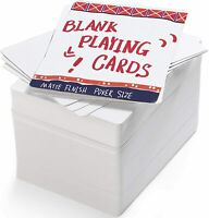 Blank Playing Cards Poker Amazon Gift Christmas Greating Thank You Card 180pcs