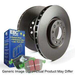 EBC S3KR1139 Rear S3 Kit Greenstuff 6000 & GD Rotor For Ford F250 Super Duty NEW