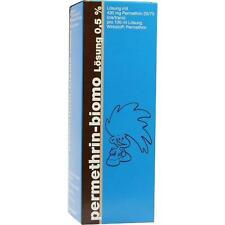 Permethrin biomo solution 0,5% 100 ml PZN 9276235
