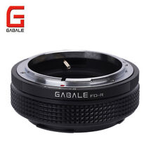 GABALE adapter for Canon FD lens to Canon EOS R RF mount camera