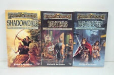 Forgotten Realms - The Avatar Trilogy by Richard Awlinson - 1st printings
