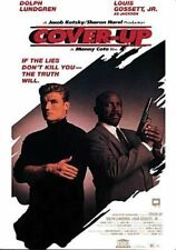 Cover up 0012236125518 With Dolph Lundgren DVD Region 1