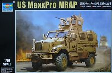 TRUMPETER® 00931 US MaxxPro MRAP in 1:16