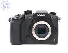 Panasonic Lumix DC-GH5 20.3MP Mirrorless Digital Camera (Body Only)