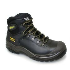 Grisport Contractor Safety Boot, Black Size 9