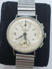 Montre chronographe Suisse Venus 170 diamètre 34 mm M58