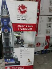 Hoover Windtunnel 3 Pro Blue Upright Vacuum Cleaner